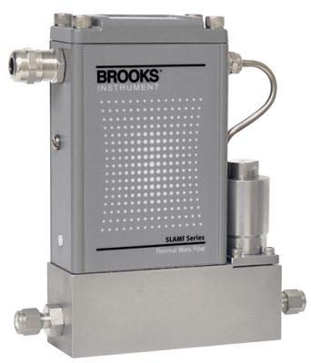 Bộ điều khiển và đo lưu lượng khối lượng nhiệt SLAMf Series Brooks Instrument