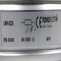 LWH-0225 Linear Transducer: Đầu dò nhiệt Novotechnik vietnam