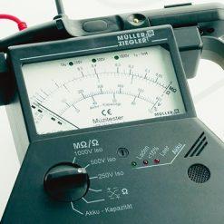 Thiết bị đo lường cầm tay – Muzitester