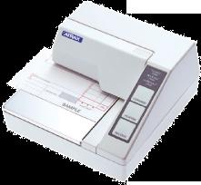 Máy in kim – giấy slip - SLIP DOCKET PRINTER - Model TM-U295