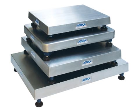 2. Atrax static and out-of-gauge (oog) scales – Cân tĩnh và cân cho hàng quá khổ